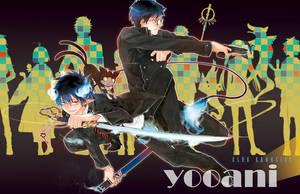 Blue Exorcist by yooani