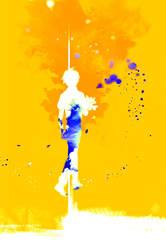 Yellow sky by yooani