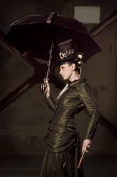 Neo Victorian Steam Punk by DonnaRicci
