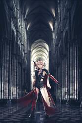 Final Fantasy XIII Lightning Returns Cosplay by Fantalusy