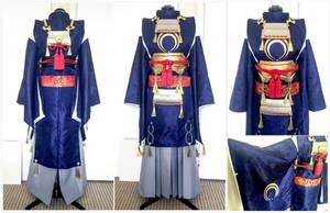 Touken Ranbu Mikazuki Munechika Costume by Fantalusy