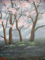 Cherry Blossom 7 by martoo1973