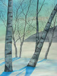 Wintertrees 2 by martoo1973
