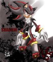 Shadow the Hedgehog by ka1513-2