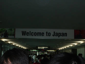 Welcome To Japan by sidenpryde