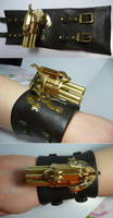 Swarovski Lady Froggy wrist Gatling gun_03 by Arsenal-Best