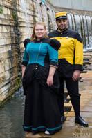 Steam Trek - Victorian Star Trek TNG by Arsenal-Best