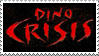 DINO CRISIS stamp by SizzyBubbles