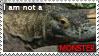 No Monster: Komodo Dragon by SizzyBubbles