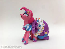 Grand Glittering Gala Pinkie Pie by Ingtron