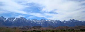 Mount Whitney III by dwarfeater