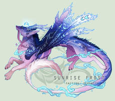 [Auction] Sunrise Frost [CLOSED] by sordid-dessert