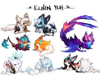 [YCH] Elnin by mirrorly