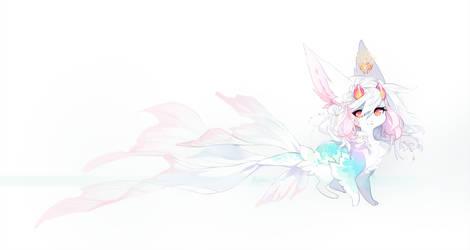 [Elnin] Mermaid Princess by mirrorly