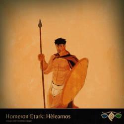 The Myst King from Homeron Etark (Jaeger version) by FrancescoGiuffrida