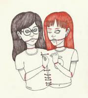 Two Cute by TwiztidTiya