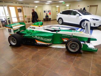 Mazda Indy Car by creaturenight