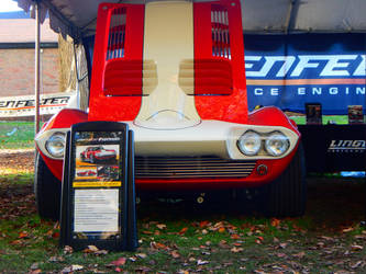 1963 Corvette Restomod by creaturenight