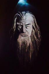 Gandalf by Goobijen