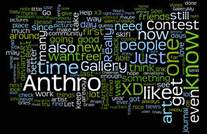 My Crazy Wordle by skifi
