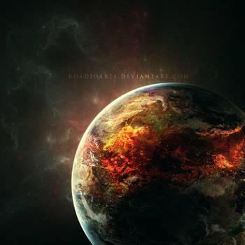 Doomed Planet by RoadioArts