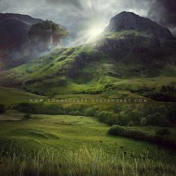Enchanted Valley by RoadioArts