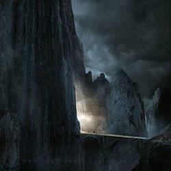 The Cavern of Light by RoadioArts