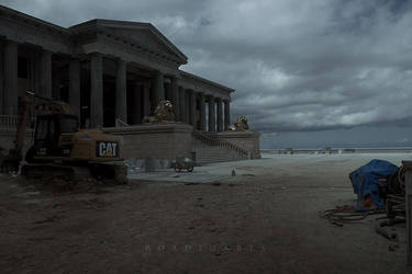 Temple of Leah by RoadioArts
