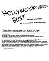 Hollywood AND Bust 1 by Rabbette