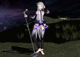 Haku Append: Singing in a Field by LegolasGimli