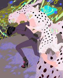 Cassowary Jones by okchickadee