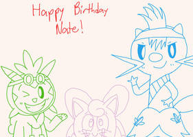 Birthday Gift for NateReevs2002 by SupremeKhi