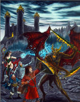 Adramelech's Keep by Neothera