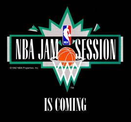 nba jam session text by Krome28