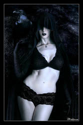 The Messenger of Darkness by Helleana