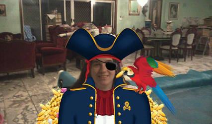Pirate Gabi by buzzlightgirl