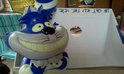 Cheshire cat so cute by buzzlightgirl