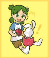 Yotsuba and the Easter Bunny by london16