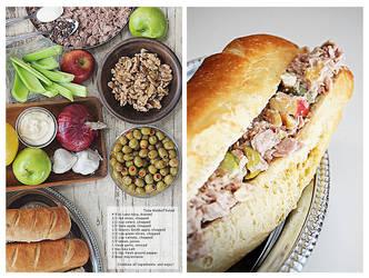 Tuna Waldorf Salad by courey