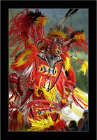 Cherokee Pow Wow Traditional 1 by courey