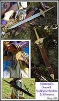 Valkyrie's Sword by Floatyman
