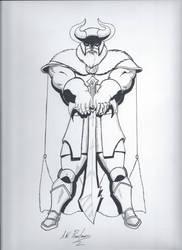 Dolorous Guard by AWRowland