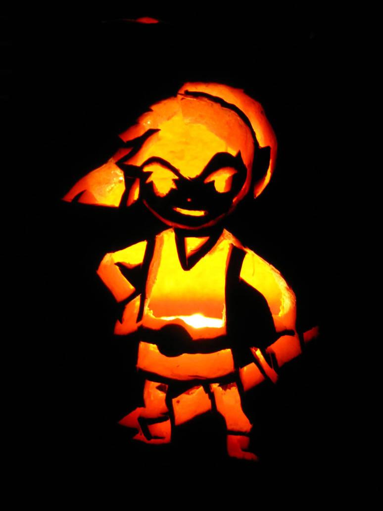 Pumpkin Link by red2008