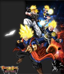 Dragon Ball Shinsei- The Otherverse Saga by MAD-54