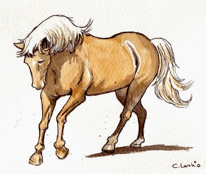 Horse by cazoo180