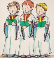 Choir Boys by cazoo180
