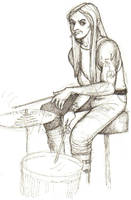 Drummer by cazoo180