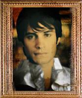 Jesse de Silva portrait by Querida24
