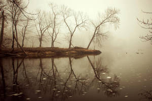 Shrouded In Fog Revisited by BrianWolfe