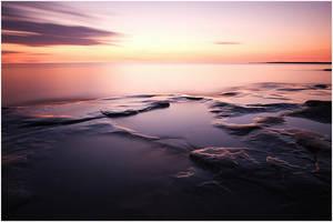 superior sunrise by BrianWolfe